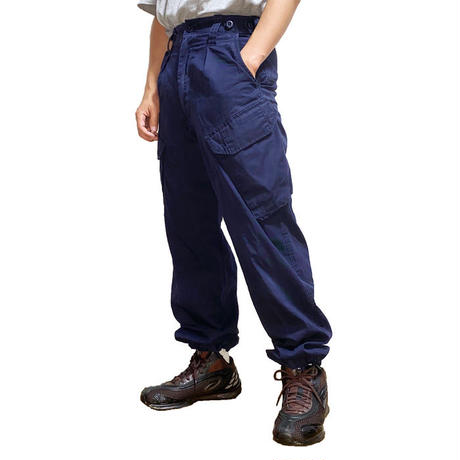 【USED】90'S-00'S BRITISH ARMY ROYAL NAVY COMBAT TROUSERS  (③ PRICE)