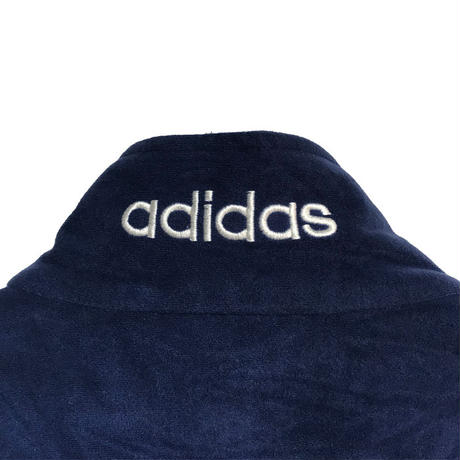 【USED】90'S ADIDAS OLD VELOUR TRACK JACKET