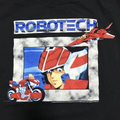 【USED】90'S ROBOTECH (THE MACROSS SAGA)  T-SHIRT
