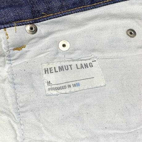 【USED】HELMUT LANG 1998 CARGO POCKET JEANS