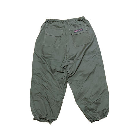 【USED】90'S  ZORLAC BAGGY PANTS