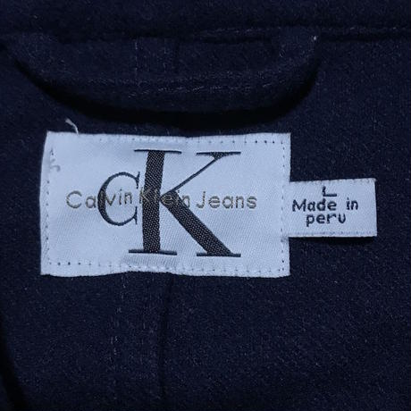 【USED】90'S CK CALVIN KLEIN JEANS JACKET