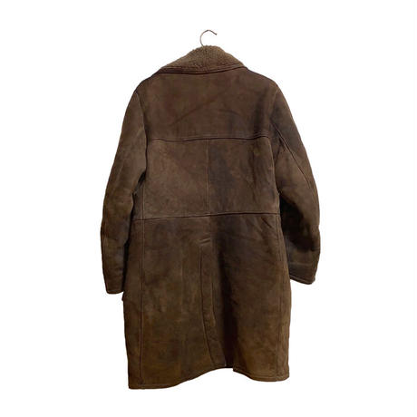 【USED】80'S BAILY'S GLASTONBURY SHEEPSKIN COAT