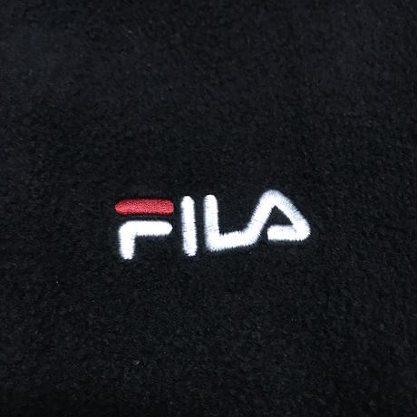 【USED】90'S  FILA FLEECE PULLOVER