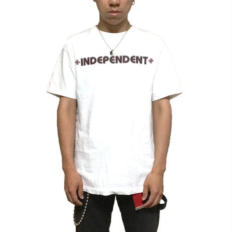 【USED】INDEPENDENT TRUCK COMPANY T-SHIRT