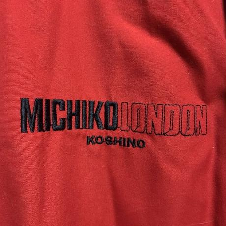 【USED】90'S MICHIKO LONDON HOODED SPORT COAT