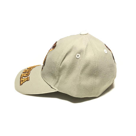 【USED】COBRA EMBROIDERED CAP
