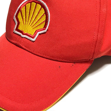 【USED】SHOWA SHELL CAP