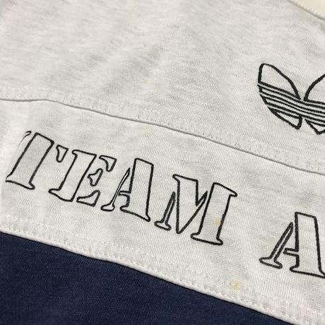 【USED】80'S TEAM ADIDAS SWEATSHIRT