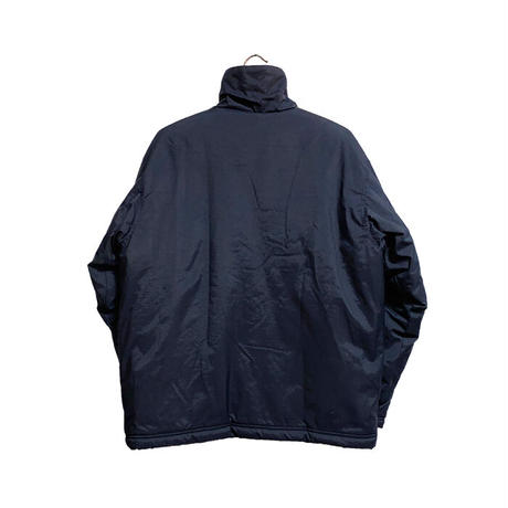【USED】90'S-00'S STUSSY OUTDOOR PADDED NYLON JACKET BLACK