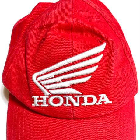 【USED】90'S HONDA WING LOGO CAP