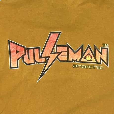 "【USED】90'S ANARCHIC ADJUSTMENT ""PULSE MAN"" L/S T-SHIRT"