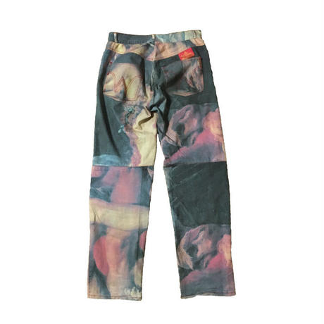 """【USED】90'S VIVIENNE WESTWOOD """"HERACLES KISS"""" TROUSERS"""