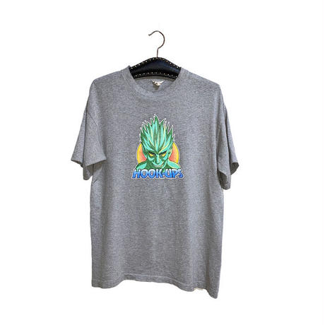 【USED】90'S HOOK UPS DEVIL T-SHIRT