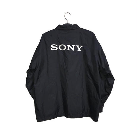 【USED】90'S SONY COACH JACKET