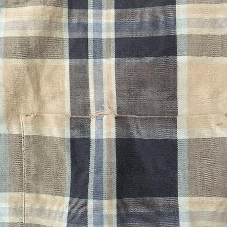 【USED】50-60'S PENNEY'S TOWNCRAFT CHECK SHIRT