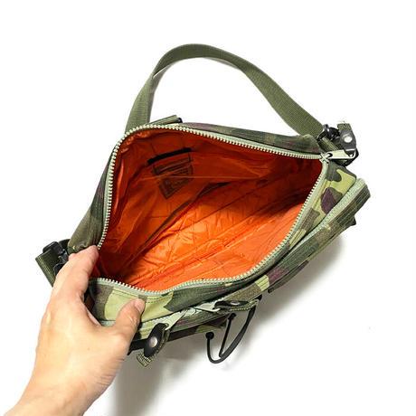 【USED】90'S MAHARISHI GIMMICK SHOULDER BAG
