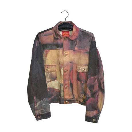 "【USED】90'S VIVIENNE WESTWOOD ""HERACLES KISS"" JACKET"