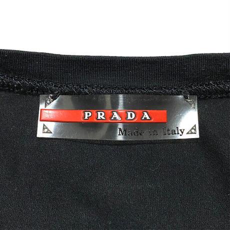 【USED】PRADA SPORT BACK POCKET T-SHIRT