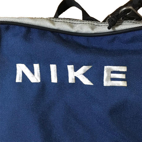 【USED】90'S NIKE SQUARE BACKPACK