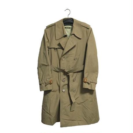 【USED】80'S OLD TRENCH COAT MADE IN POLAND