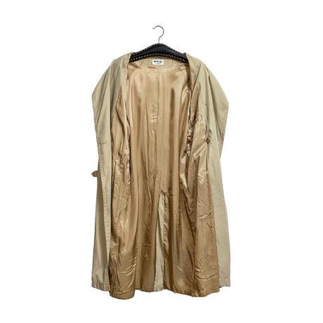 【USED】90'S RYKIEL HOMME TRENCH COAT