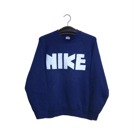【USED】80'S  BOOTLEG NIKE SWEAT SHIRT