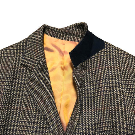 【USED】80'S-90'S MALCOLM MCLAREN WOOL JACKET