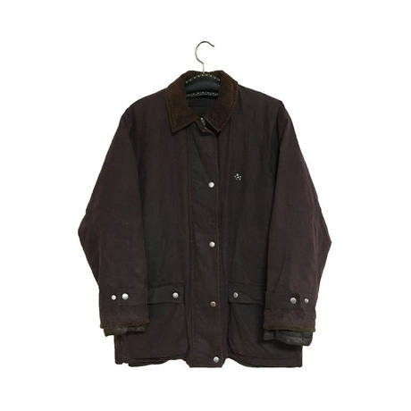 【USED】DONALDSON MICKEY OILED JACKET