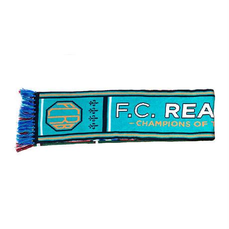 【USED】F.C.REAL BRISTOL SOCCER SCARF