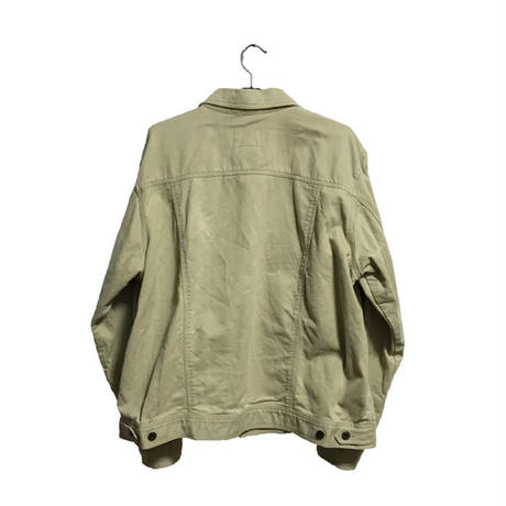 【USED】L.L.BEAN OVERSIZED JACKET BEIGE