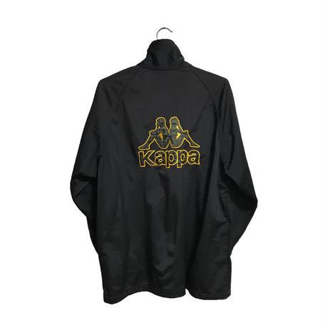 【USED】90'S KAPPA TRACK JACKET BLACK