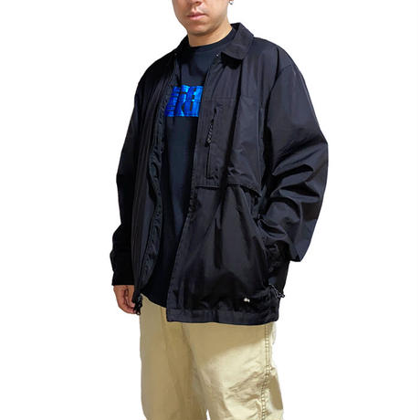 【USED】00'S STUSSY ZIP-UP NYLON JACKET