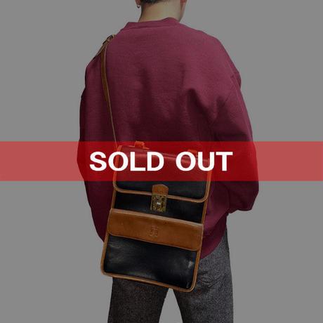 【USED】80'S  CELINE SHOULDER BAG