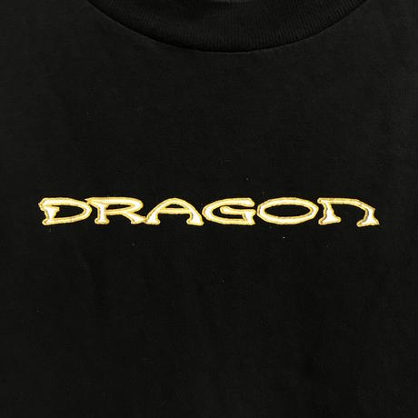 【USED】90'S DRAGON T-SHIRT