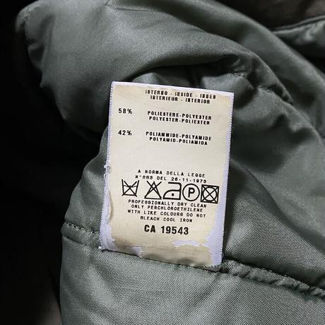 【USED】HELMUT LANG 1999AW ASTRO BIKER BALMACAAN COAT