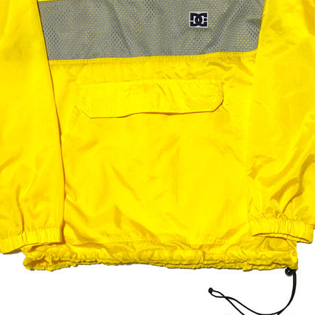 【USED】90'S DC SHOES NYLON PULLOVER