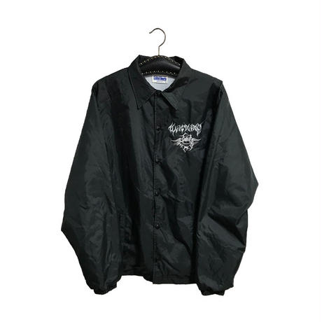 【USED】00'S HARDCORE  COACH JACKET