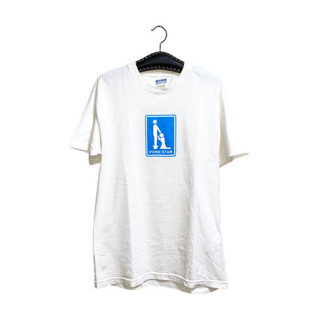 【USED】90'S-00'S PORN STAR T-SHIRT