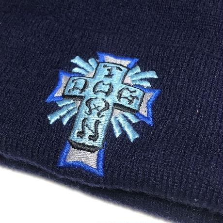 【USED】90'S DOG TOWN KNIT CAP