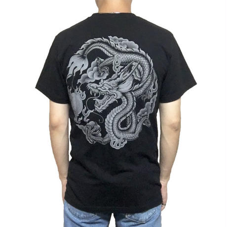 【USED】ORIENTAL DRAGON T-SHIRT