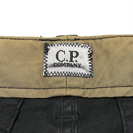 【USED】00'S C.P.COMPANY CROPPED CARGO PANTS