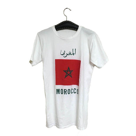 【USED】MOROCCO T-SHIRT