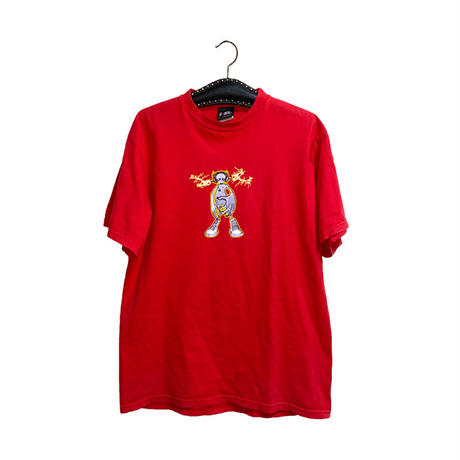 "【USED】90'S LIMP BIZKIT ""NOOKIE"" T-SHIRT"