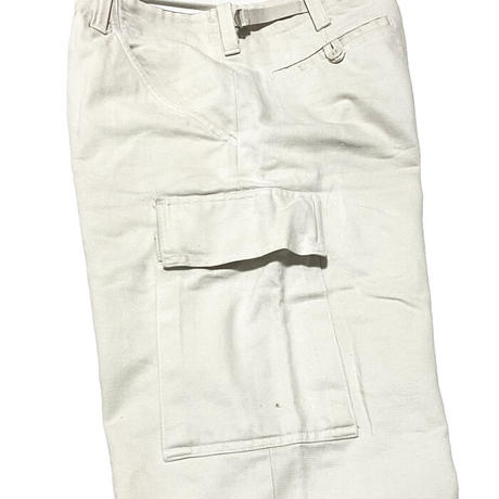【USED】HELMUT LANG 1999 CARGO TROUSERS HEAVY COTTON