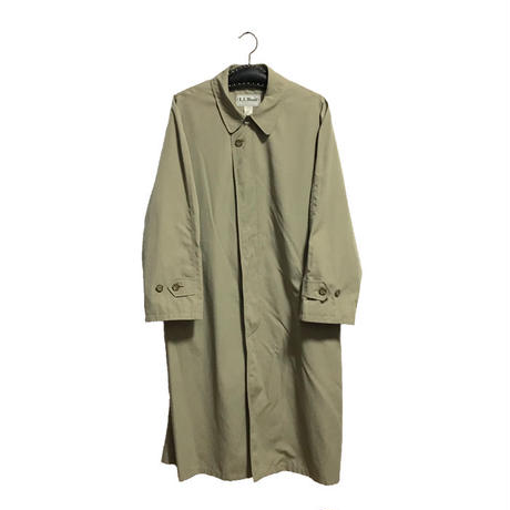 【USED】L.L.BEAN OVERSIZED STAND FALL COLLAR COAT