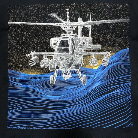 【USED】90'S AH-64 APACHE T-SHIRT