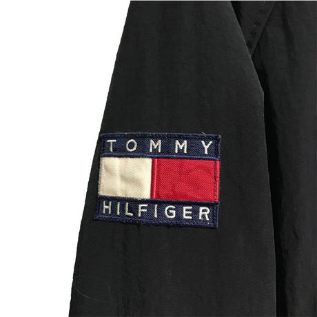 【USED】90'S TOMMY HILFIGER OVERSIZED SAILING JACKET
