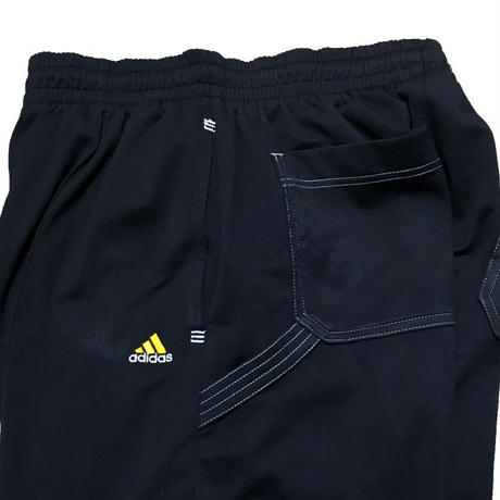 【USED】00'S ADIDAS PAINTER TRACK PANTS