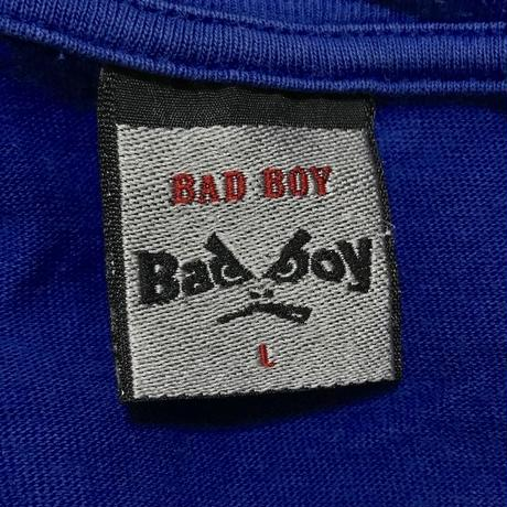"【USED】90'S BAD BOY  T-SHIRT ""FIRIN'"""